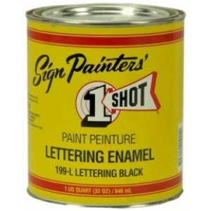 One Shot Paints