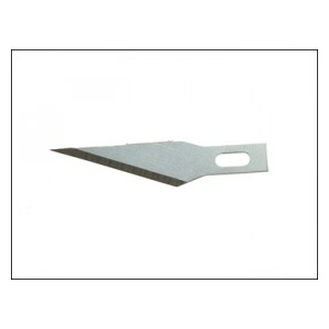 Replacement scalpel blades
